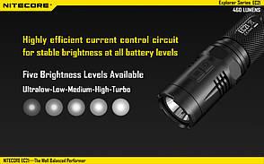 Фонарик светодиодный Nitecore EC21 , фото 2