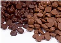 Натуральный бельгийский черный шоколад 56 %