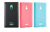Чехол для Nokia XL - Melkco Poly Jacket TPU (пленка в комплекте)