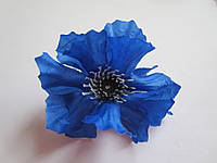 Василёк (волошка) для украинского венка (головка цветка), диаметр 6,5 см, фото 1