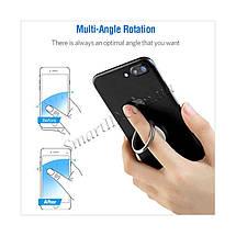 Кольцо-держатель для смартфона Ugreen 50358 (Черный), фото 3