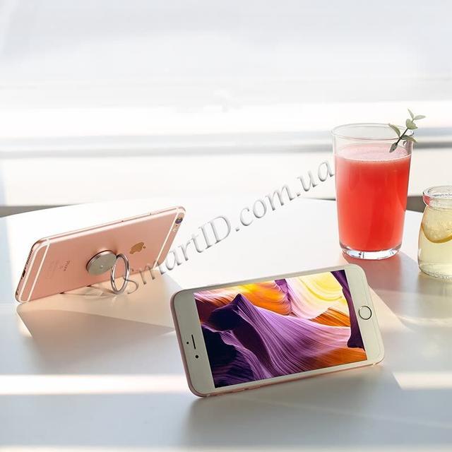 Кольцо-держатель для смартфона Ugreen 50358 (Черный)