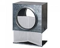 Фильтр пылевой кассетный 100 мм