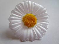 Ромашка белая для украинского венка (головка цветка), диаметр 6,5 см