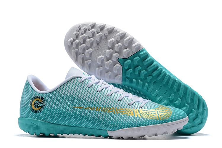 Футбольные сороконожки Nike Mercurial VaporX XII Club CR7 TF