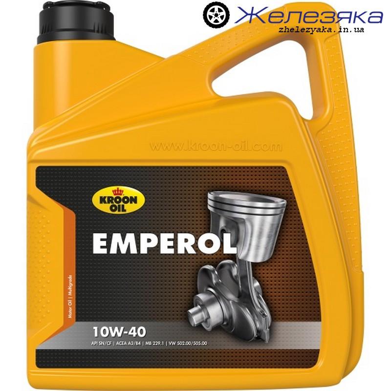 Моторное масло Kroon-Oil Emperol 10W-40 (4 л)