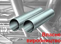 Воздуховоды оцинкованные круглые, фото 1