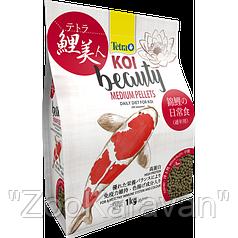Tetra KOI Beauty Medium 4L супер премиум корм для КОИ размером более 20 см