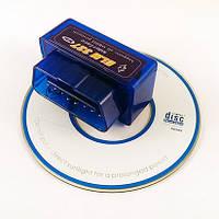 OBD2 сканер адаптер для диагностики автомобиля ELM327 mini v 2.1