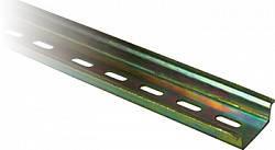 DIN-рейка перфорована, 1м, (E. Next), фото 2