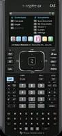 Цветной Графический калькулятор TI-Nspire CX CAS Texas Instruments, фото 1