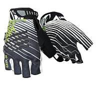 Перчатки без пальцев In Motion NC-2303-2014 черн- серый M