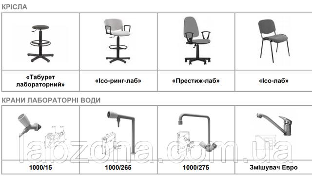 стул лабораторный