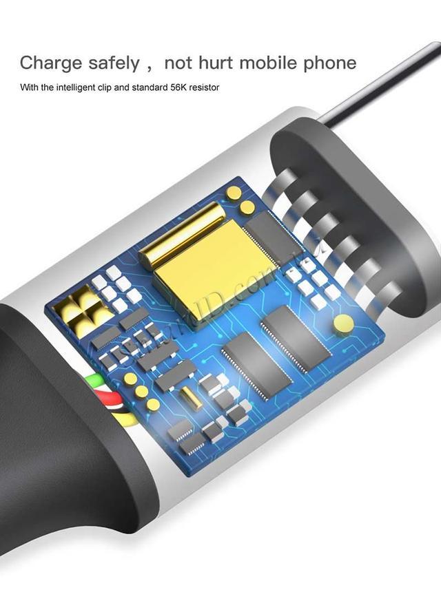 Кабель USB Type-C Baseus CATSU-D01 CATSU-D09 для для зарядки и передачи данных Красный Черный 0.25м