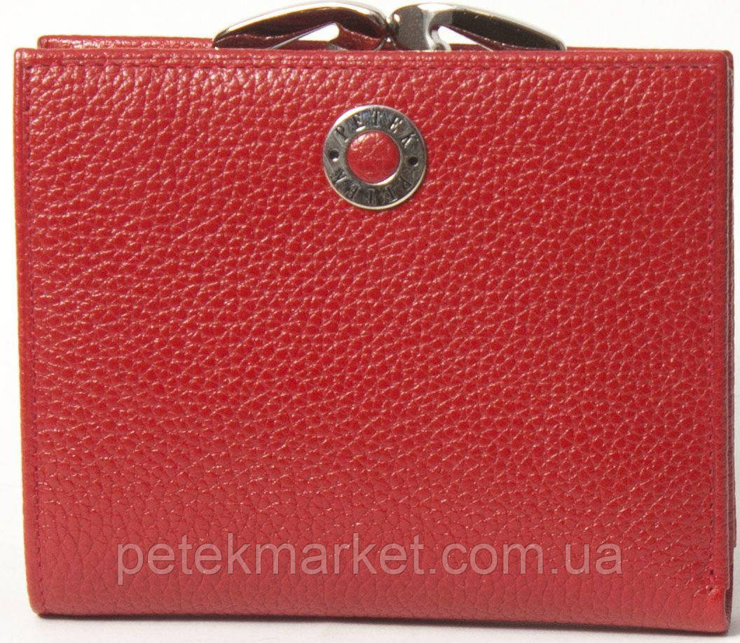 Кожаный женский кошелек Petek 2336-046-110