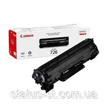 Заправка картриджа Canon 726 для принтера LBP6200d, LBP6230dw