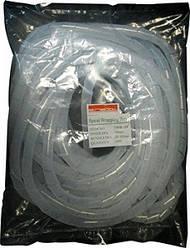 Спиральная обвязка для провода 4-50 мм, 10м (Инекст)