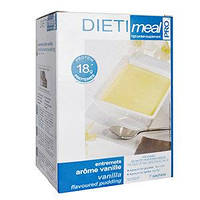 Ванильный протеиновый десерт DIETI Meal Pro, 24 гр