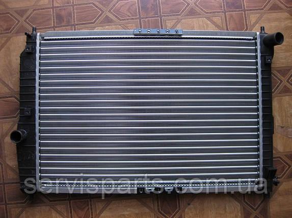 Радиатор на Шевроле АВЕО 600мм, фото 2