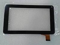 Сенсор Assistant AP-700/ 710/ 711/ 714/ 715/ 719/ 720 (тип 1) (186*111) чёрный