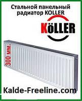 """Радиатор для отопления стальной """"Koller"""" тип 22 300*400"""