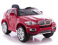 Эл-мобиль T-791 BMW X6 RED джип на р.у. 2*6V7AH с MP3 117*73.5*59 ш.к. /1/ T-791 RED