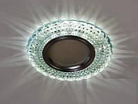 Встраиваемый светильник с светодиодной подсветкой 7861R, фото 1