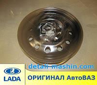 Диск колесный ВАЗ 2110 2111 2112 14Н2х5,0J черный (пр-во АвтоВАЗ)