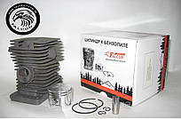 Цилиндр с поршнем Stihl MS 018, MS 180 (11300201209, 11300201208) для бензопил Штиль, покрытие хром