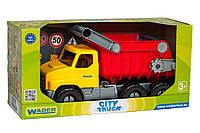 Игрушечная машинка City Truck (5 моделей)