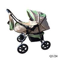 Детская коляска-трансформер Dolphin Q1/24, Trans Baby