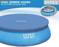 INTEX  28022 Тент для круглого бассейна надувного 366см