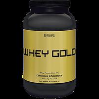Протеин Ultimate Whey Gold (908 г) Шоколад, фото 1