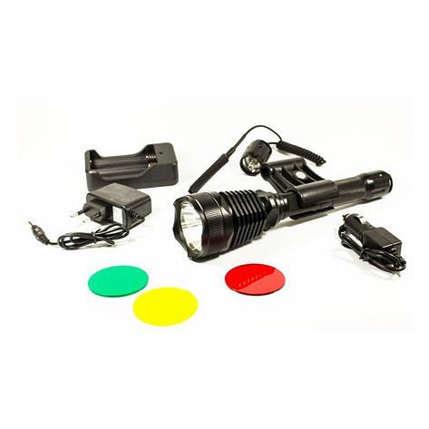 Підствольний ліхтарик Police BL-Q2800-T6, фото 2