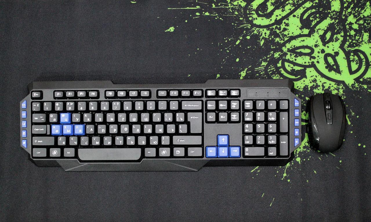Беспроводная клавиатура с мышкой Combo EM1200