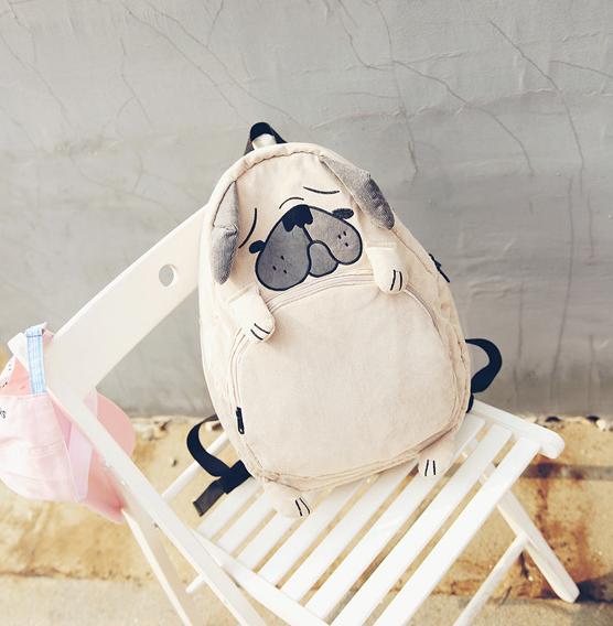 Рюкзак игрушка Собачка