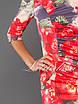 Платье с полуоткрытой спинкой, фото 3