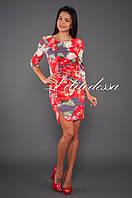 Платье с полуоткрытой спинкой, фото 1