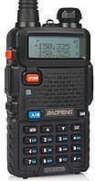 Портативная радиостанция Baofeng UV-5R+гарнитура