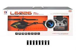Вертолет на радиоуправлении с HD камерой