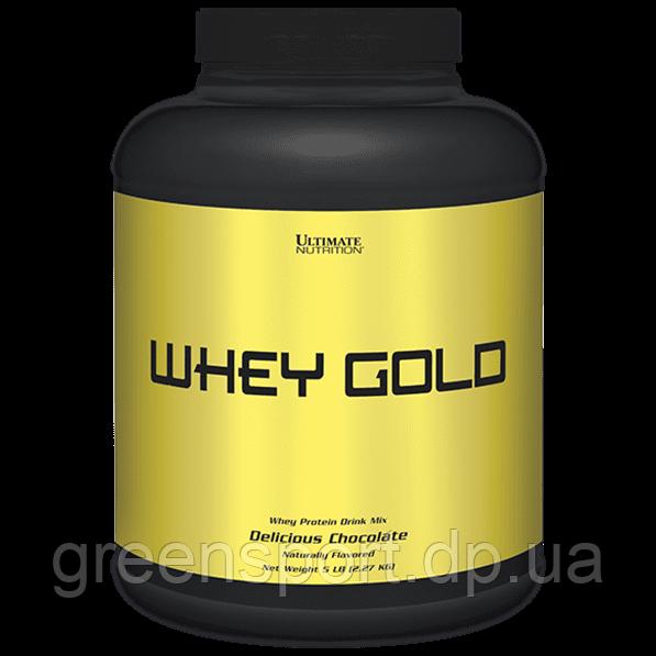 Протеин Ultimate Whey Gold (2,27 кг) Шоколад