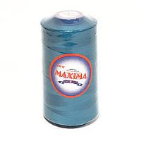 Швейные нитки 40/2 MAXIMA, морской волны (236)