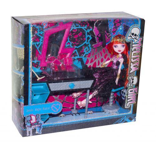 """Мебель с куклой """"Monster High (Школа Монстер Хай)"""" №4"""
