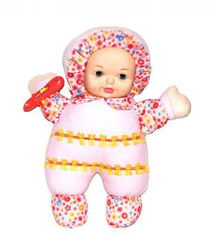 """Мягкая игрушка """"Кукла"""" музыкальная"""
