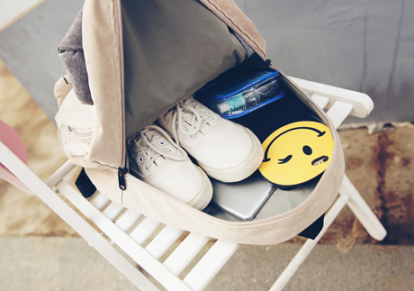 Рюкзак игрушка детский внутри