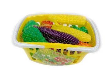 Корзинка с овощами 15 предметов