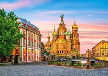 """Пазлы Castorland """"Храм в Санкт-Петербурге"""" 500 элементов"""
