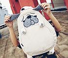Рюкзак дитячий Собака з вухами і лапами, фото 3