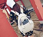 Рюкзак детский Собака с ушами и лапами, фото 4