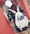 Рюкзак детский Собака с ушами и лапами, фото 9